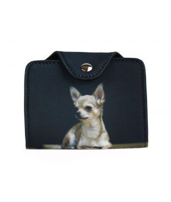 Porte-cartes - Chihuahua solo