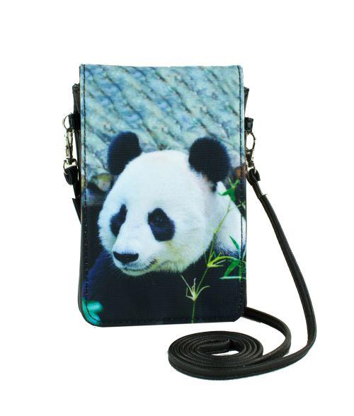Pochettes téléphones XL - Panda