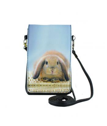 Pochettes téléphones XL - Lapin