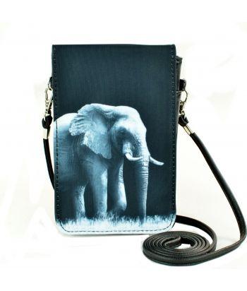 Pochettes téléphones XL - L'éléphant