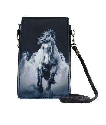 Pochettes téléphones XL - Cheval au galop
