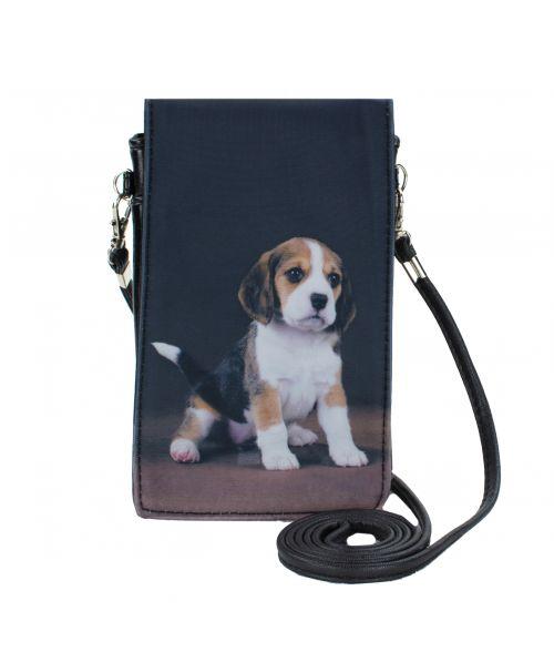 Pochettes téléphones XL - Bébé Beagle