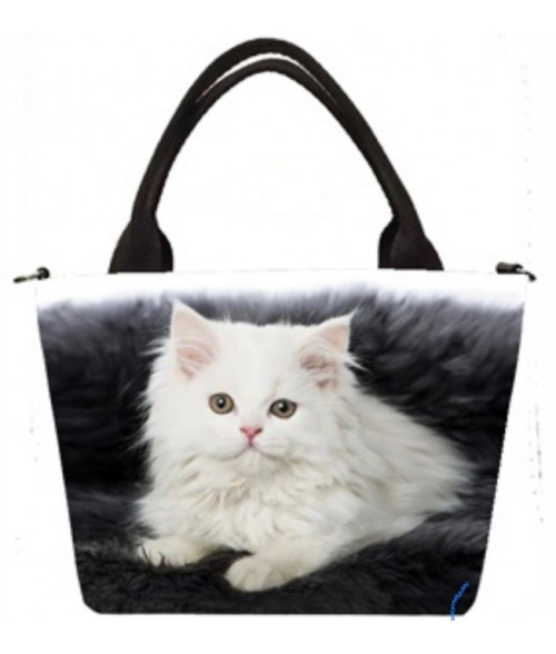 "Petits sacs ""week-end"" - Chat Persan"