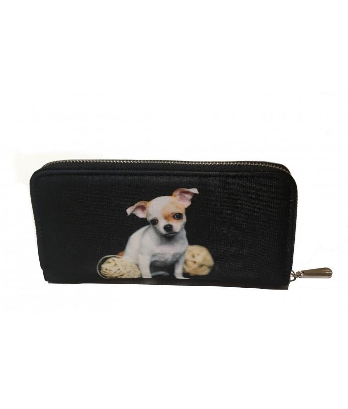 Compagnon avec zip - Bébé Chihuahua