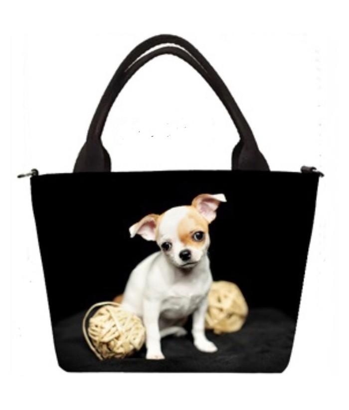 Petits sacs week-end - Bébé Chihuahua