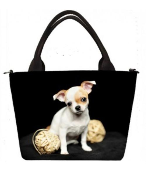 """Petits sacs """"week-end"""" - Bébé Chihuahua"""