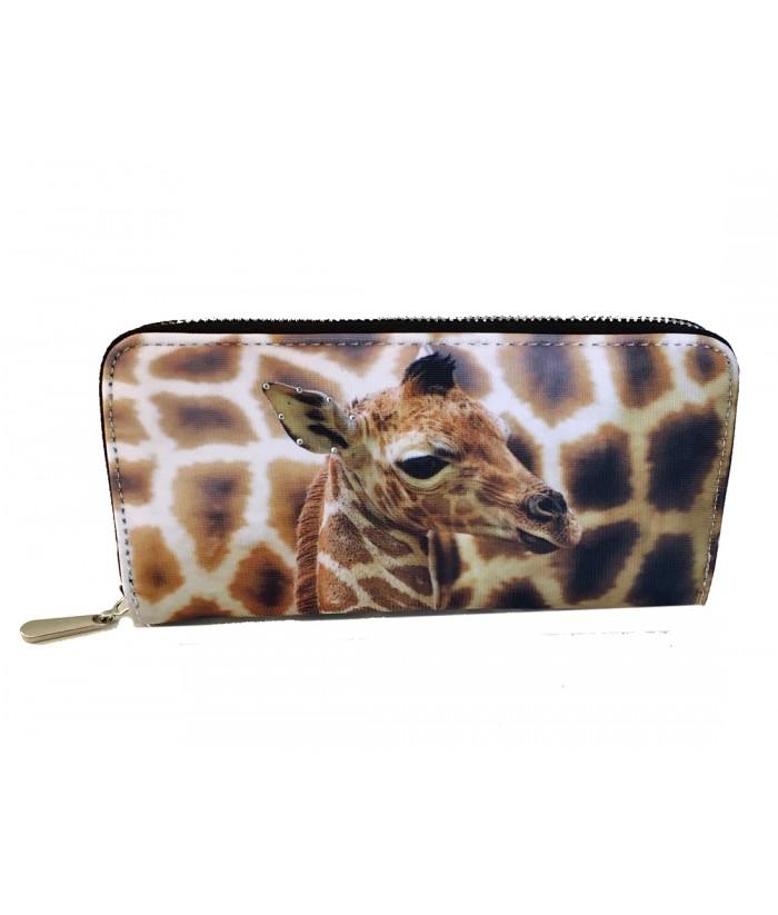 Compagnon avec zip - Les Girafes