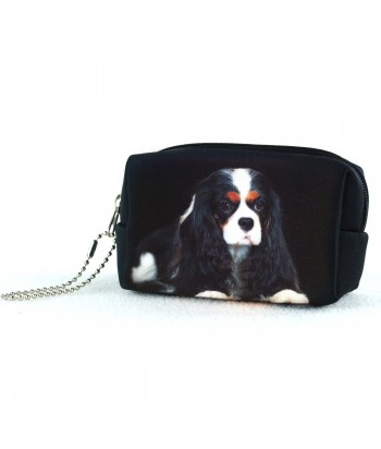 Bourse - Cavalier King Charles tricolor