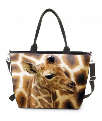 Sac grand week-end - Les Girafes